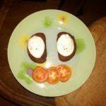 Готовим яйцо пашот.