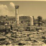 Турция. Бассейн Клеопатры и развалины Иераполиса . Часть 2