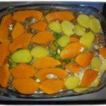 Куриные потрошки в духовке. Вкусный рецепт печени и сердечек