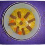 Гороховый суп без мяса. Правильный рецепт