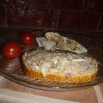 Правильный форшмак из селедки пошагово.