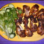 Курица (цыпленок) тандури. Рецепт.