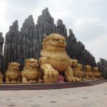 Suoi Tien Theme Park. Вьетнам. Финал.
