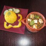 Палак панир. Индийская кухня