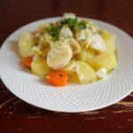 Рецепт трески по-польски