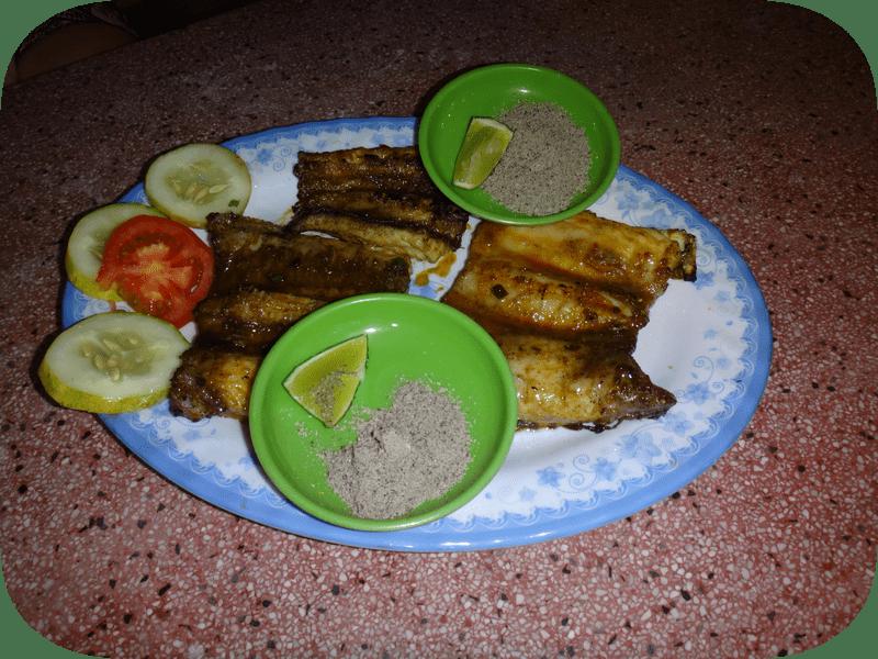вьетнамская кухня акула