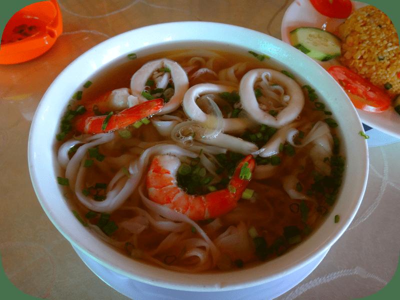вьетнамская кухня суп фо