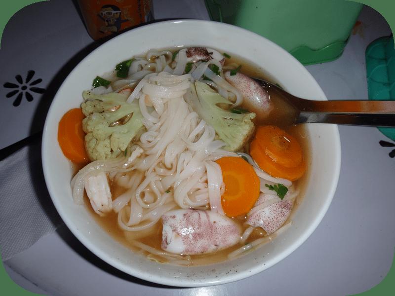 вьетнамская кухня снова суп фо