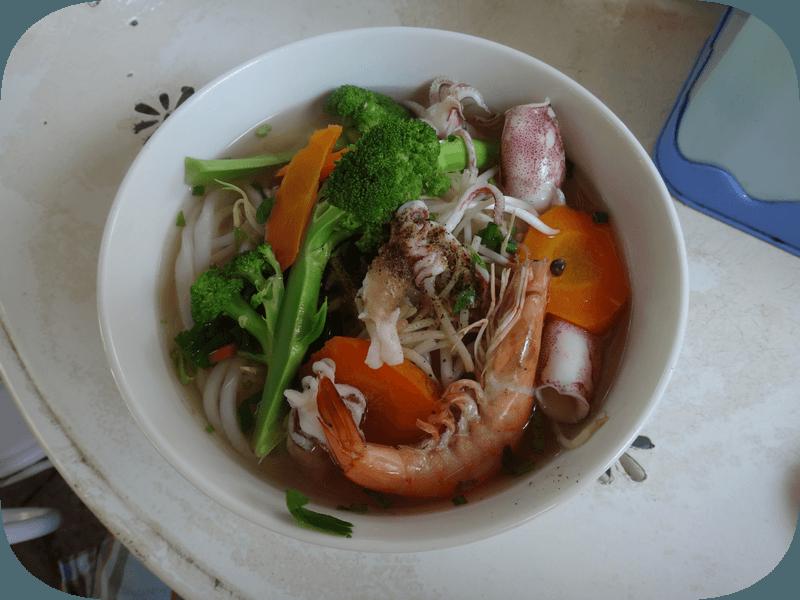 вьетнамская кухня суп фо знаменитый