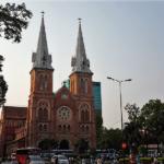 Хошимин, Вьетнам. Первое знакомство. Нотр Дам де Хошимин
