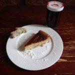 Нежный творожный пирог с изюмом