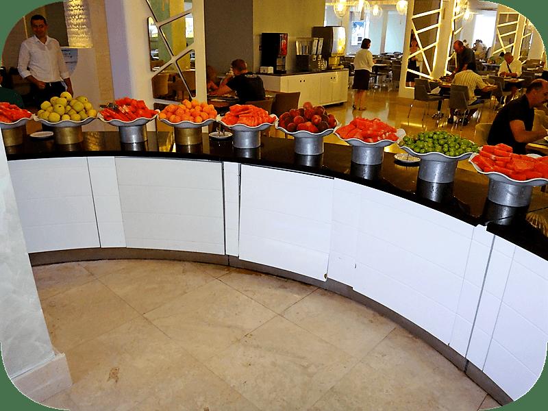 5 звезд отели Мармариса вкусные десерты