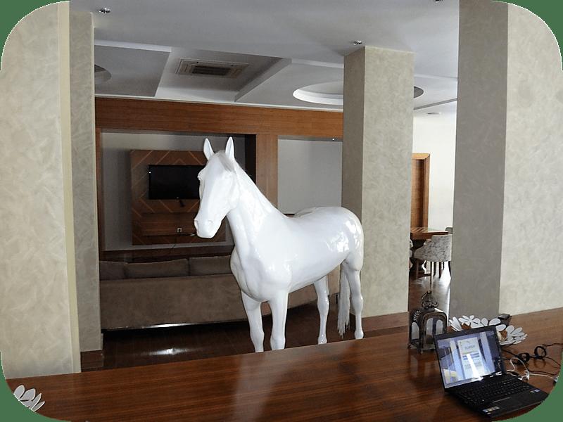 интерьеры отеля Blue Bay Platinum 5* Турция