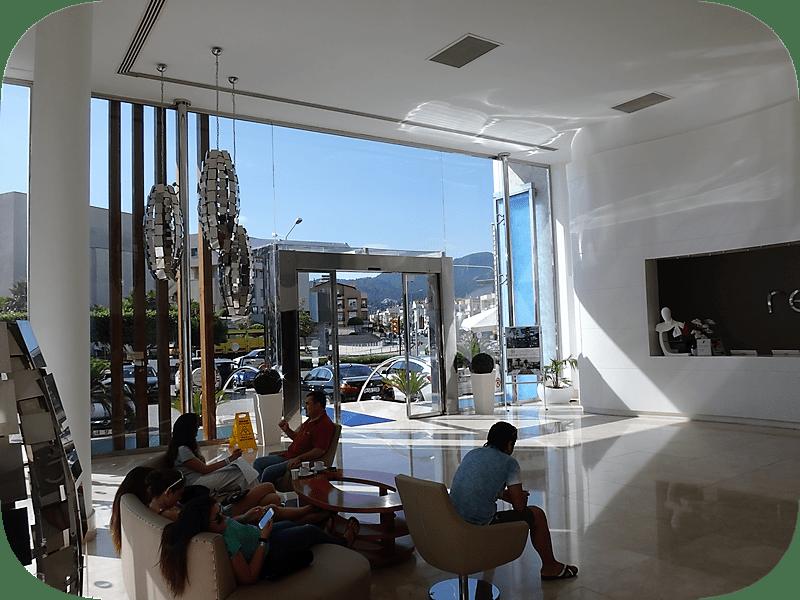 интерьеры отеля Blue Bay Platinum 5* Мармарис
