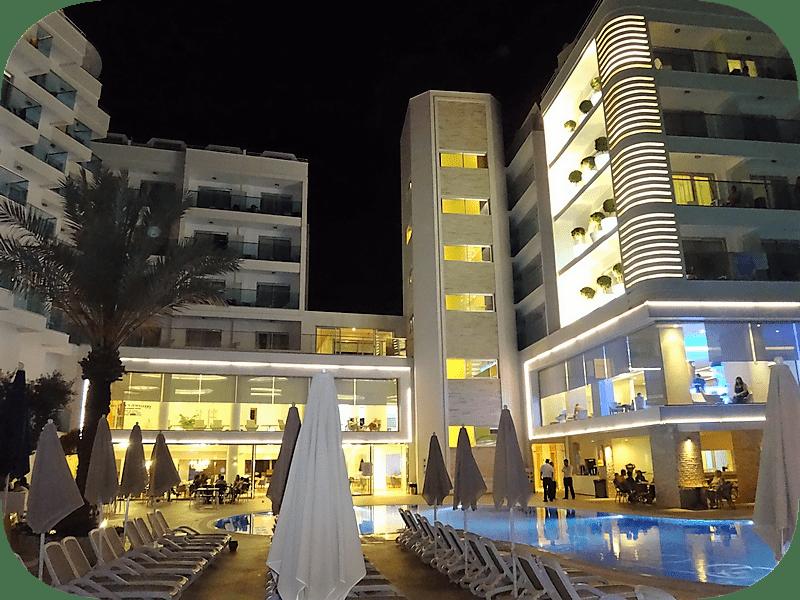 интерьеры отеля Blue Bay Platinum 5* Мармарис центр