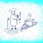 Кулинарные подвиги Свинни