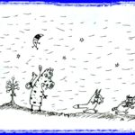 Свиноккио пугает лесную братву