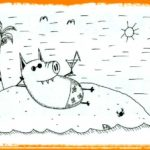 Лёгкие свиные фантазии о морьке