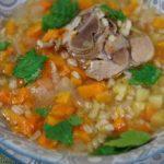Как приготовить перловый суп. Перловый суп рецепт