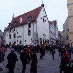 Осмотр Таллина за день.Новогоднее турне в Таллин