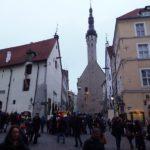 Новогоднее турне в  Таллин