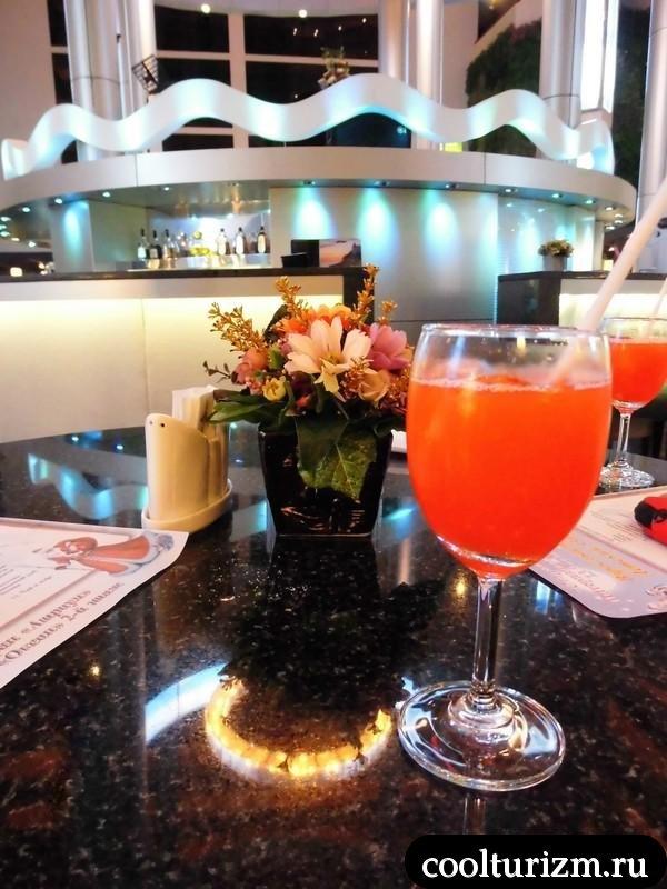 приветственный коктейль в Амбассадоре