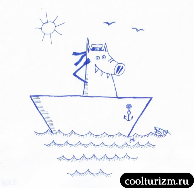 я плыву по лужам