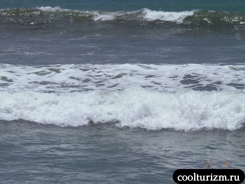 Индийский океан могуч