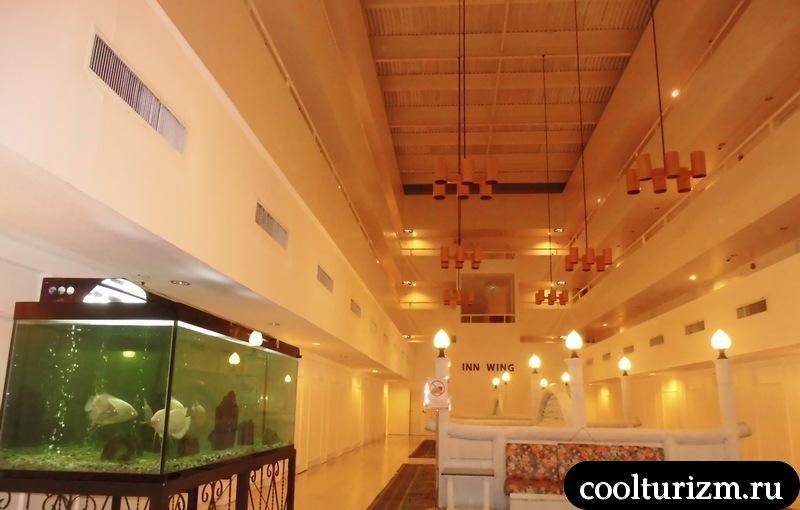 inn wing hall.ambassador