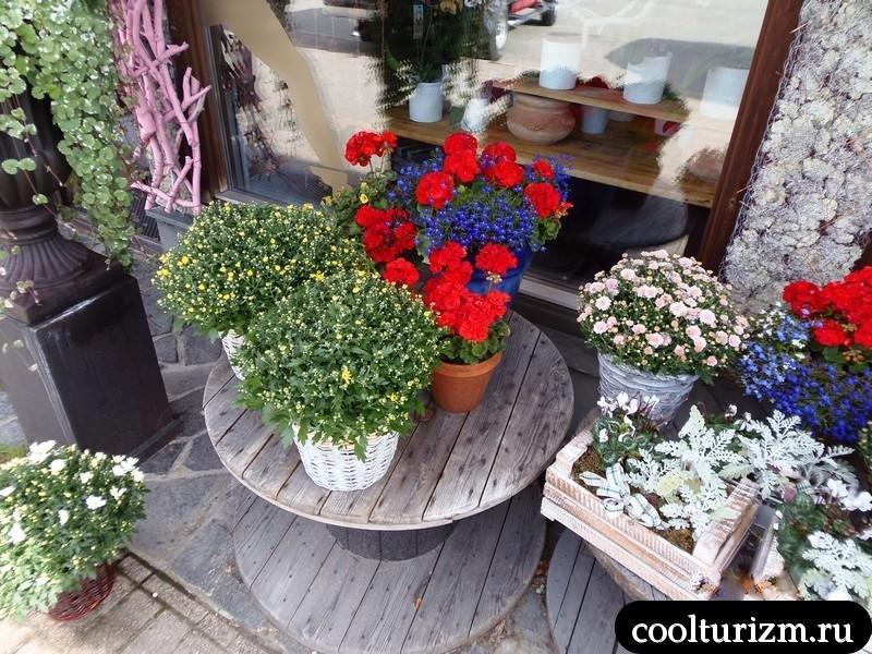цветочный магазин Ивало