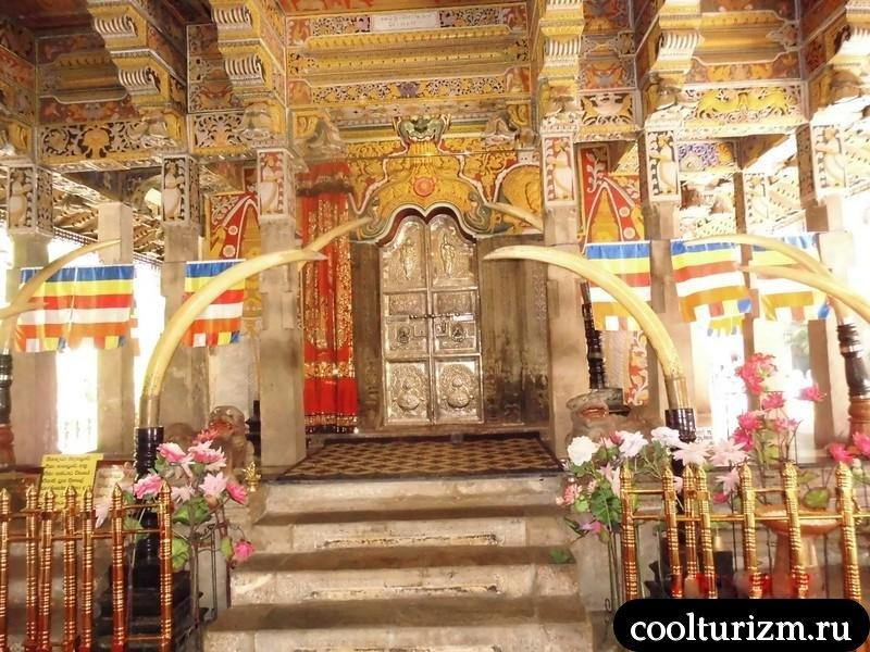 храм будды.Шри Ланка