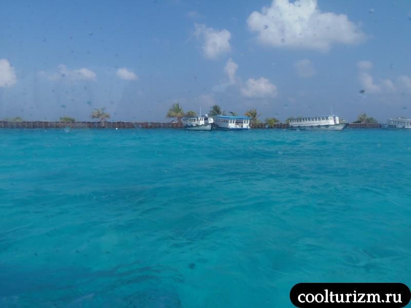 катер Мальдивы