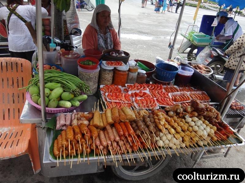 макашница.Тайланд