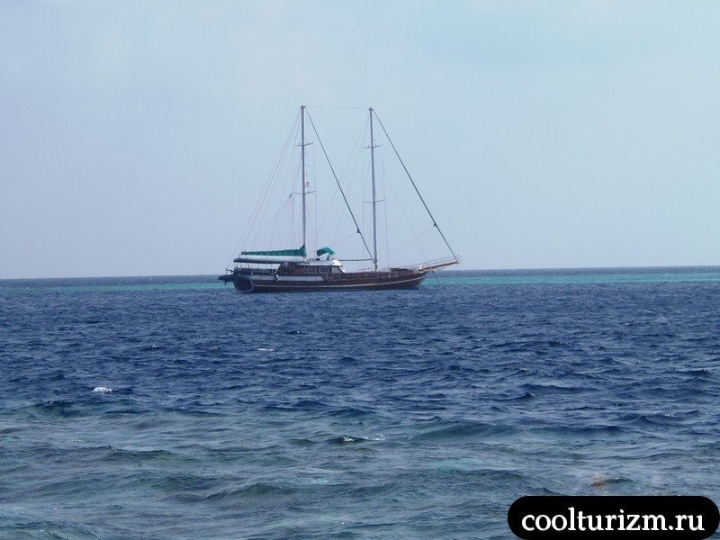 Мальдивы.баунти