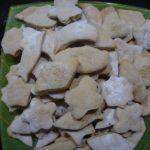 Домашнее печенье в формочках. Рецепт.