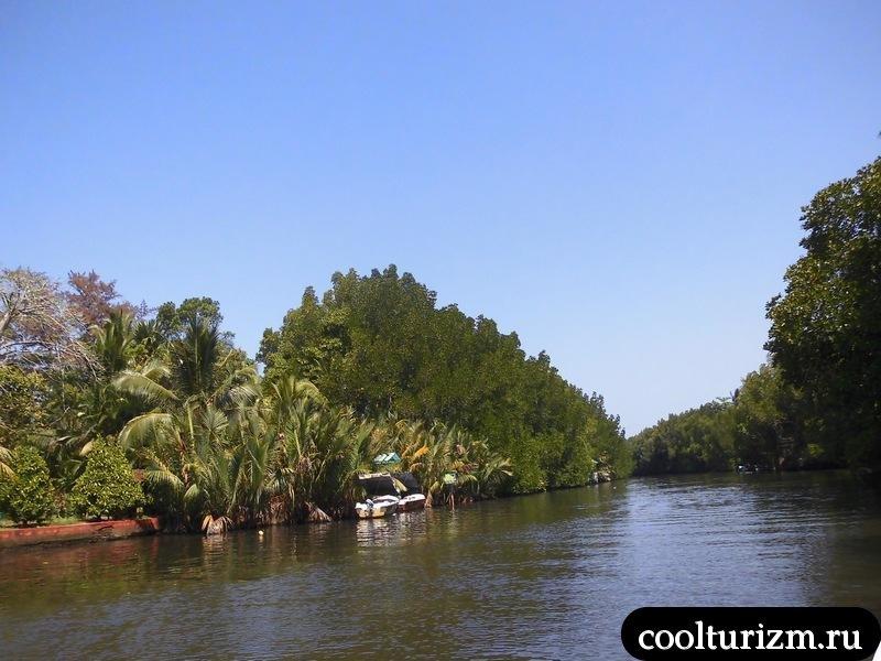 река Бентота.экскурсия