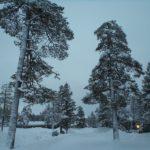 Новогодние праздники в Финляндии.