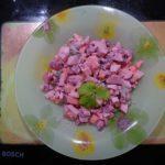 Витаминный салат из свеклы и моркови. Рецепт