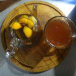 Вкусный зимний чай с восточными специями.