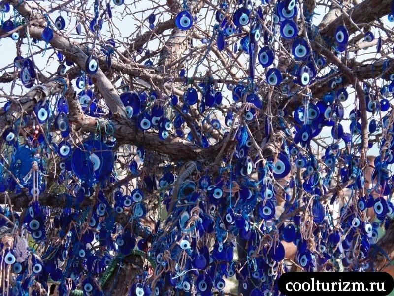 дерево от сглаза в долине голубей