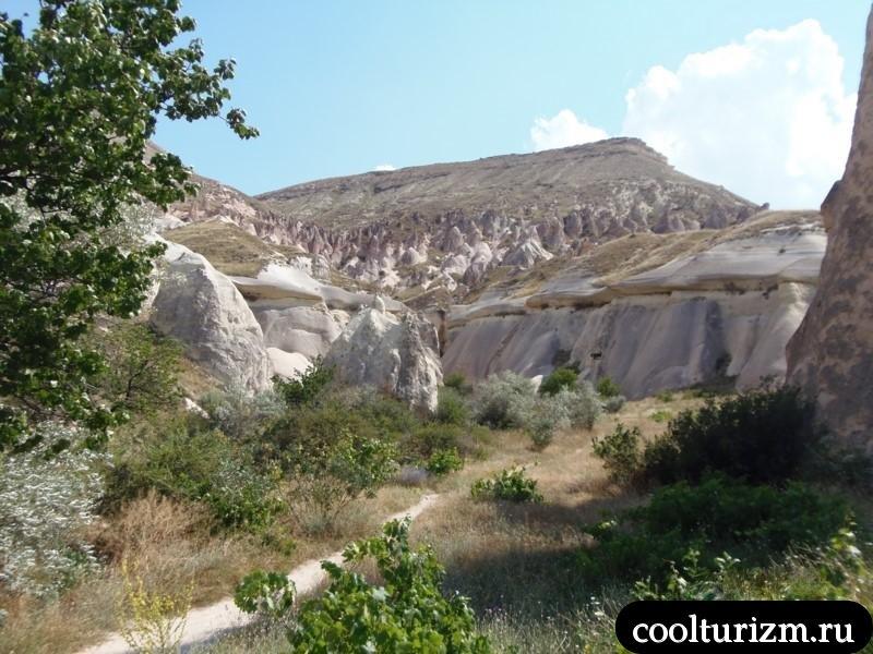 пашабаг.вид на горы