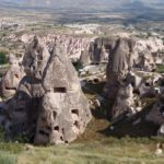 Каппадокия надземная и подземная. Турция.Часть 3