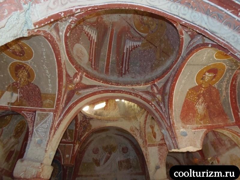 церковь в Гереме