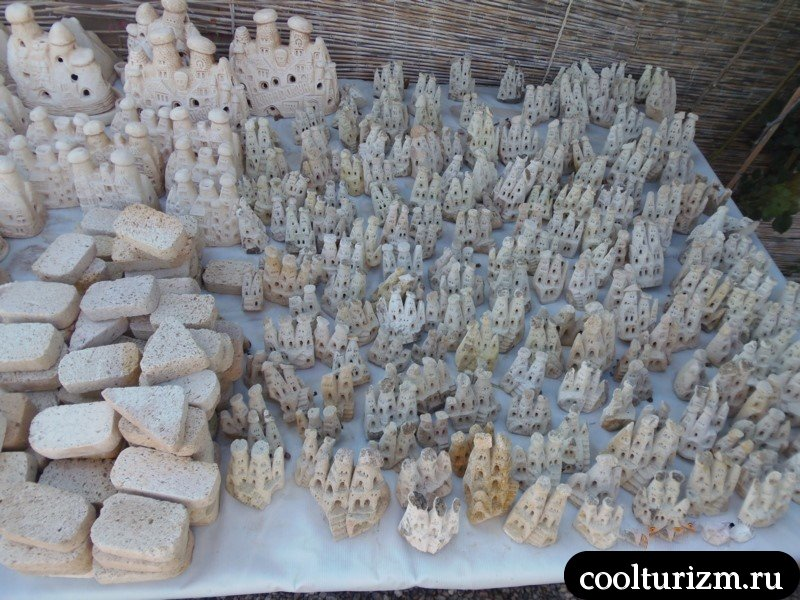 сувениры из Каппадкоии