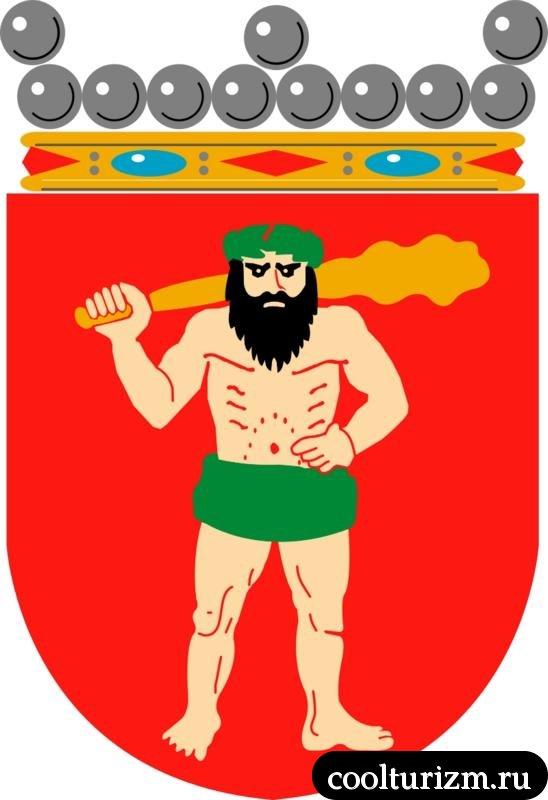 герб Лаппи, финской Лапландии