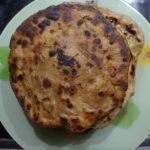 Индийские лепешки с картошкой алу паратха. Рецепт