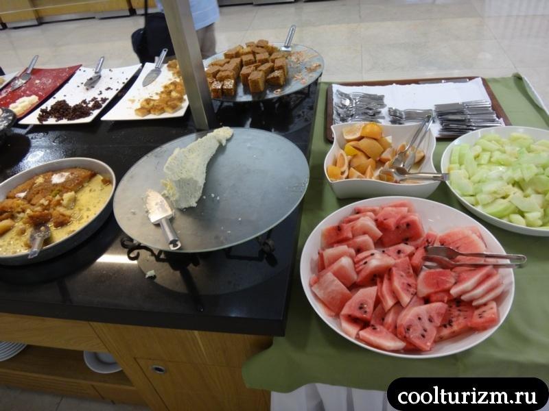 марципановая рыба.десерт.турция.конья
