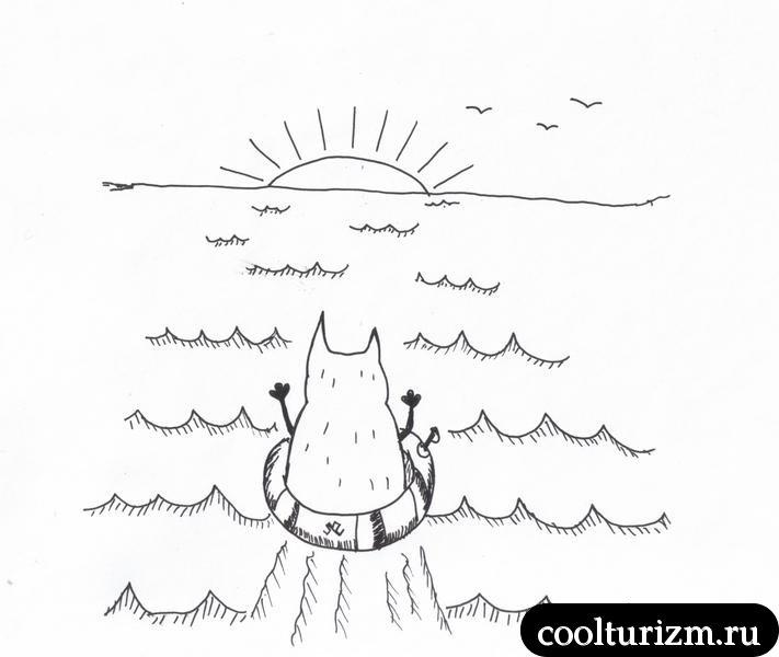 морская тема Свинни