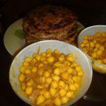 Хана масала. Индийская вегетарианская кухня.
