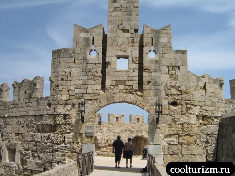 Ворота Святого пауля